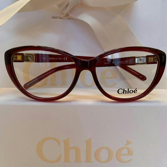71ffeef831fa Chloe Eyeglass Frame Style 2601